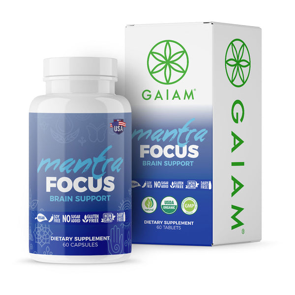 Mantra Focus Brain Support