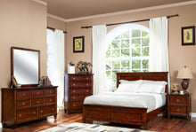 Load image into Gallery viewer, TAMARACK Queen bed frame