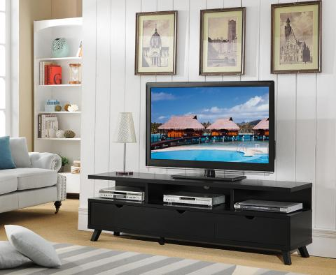 Tv Stand x151280f-BLK