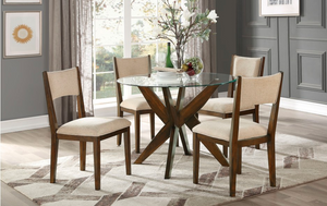 5 PCS DINING SET -5491 HM