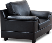 Load image into Gallery viewer, CHAIR 8009-BLK-1