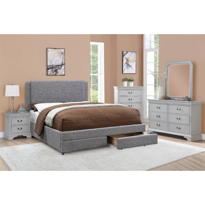 QUEEN BED 9365Q-POU