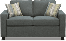 Load image into Gallery viewer, Brownswood Transitional Loveseat with Track Arms