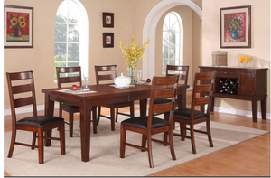 7 PCS DINING SET- F2207/F1283
