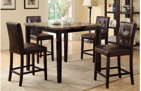 5 PCS DINING SET- F2339/F1321