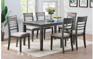 7 PCS DINING SET F2557