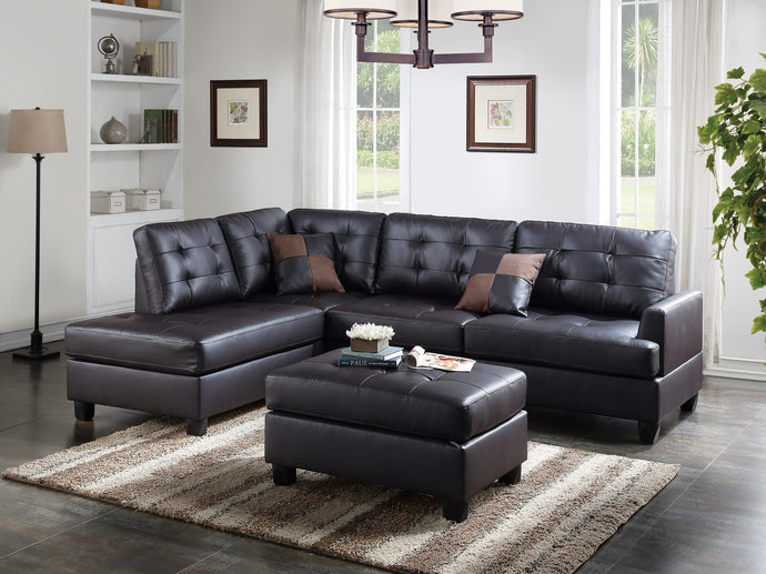 3-Pcs Sectional Sofa F6855PX
