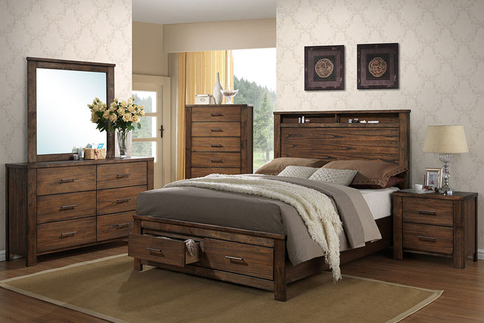 QUEEN BED FRAME F9329Q