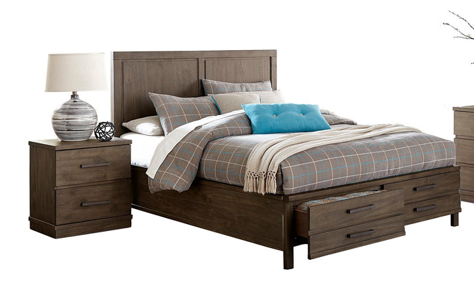 4PCS QUEEN BEDROOM SET #1769HM
