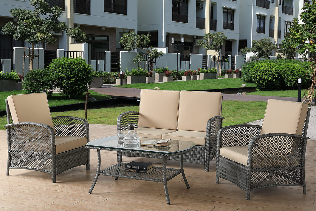 4-Pcs Outdoor Set - P50281PDX
