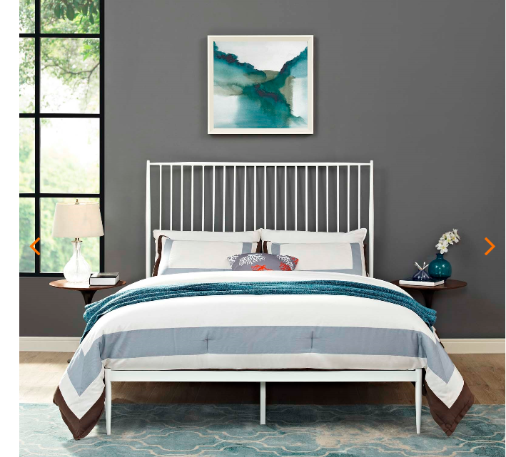 QUEEN BED FRAME MOD-5478