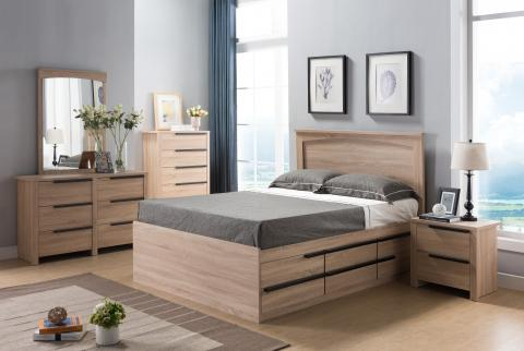 FULL CHEST BED Y1201/2F