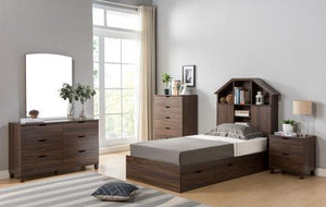 TWIN CHEST BED Y1501/2T