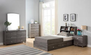 TWIN CHEST BED Y1601/2T