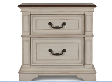Load image into Gallery viewer, QUEEN BEDROOM SET 4 PC ANASTASIA-NCH