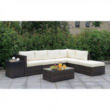Load image into Gallery viewer, Ilona 5pcs PATIO SECTIONAL SOFA 2136-FOA