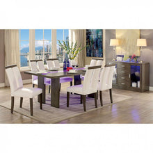 Load image into Gallery viewer, Luminar I 3559GY-7 PCS DINING SET-FOA