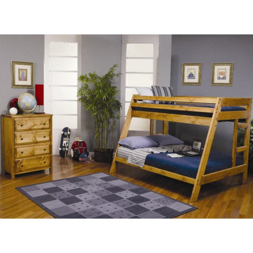 Twin Over Full Bunkbed 460093 cst
