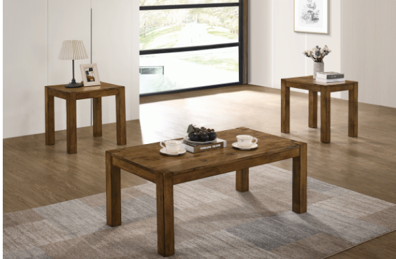 3-Pcs Coffee Table Set - F3186