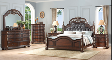 Load image into Gallery viewer, QUEEN BEDROOM SET 4 PC-MAXIMUS NCH