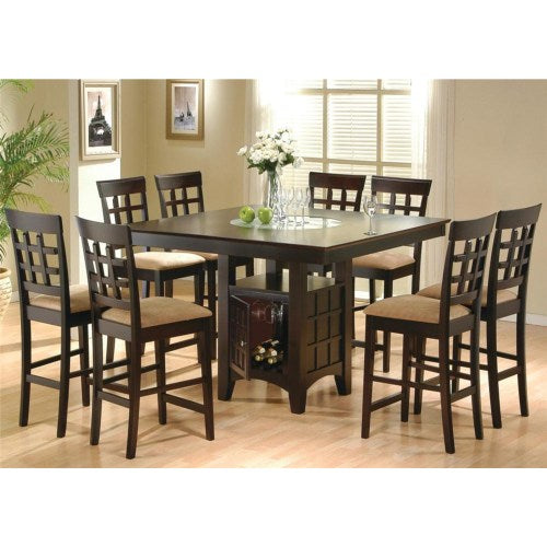 5 Piece Counter Height Dining Set 100438/100209 CST