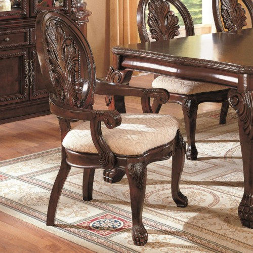 Tabitha Traditional Dining Arm Chair