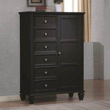 Load image into Gallery viewer, Sandy Beach Door Dresser with Concealed Storage