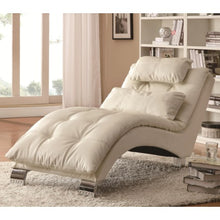 Load image into Gallery viewer, Accent Seating Casual and Contemporary Living Room Chaise with Sophisticated Modern Look