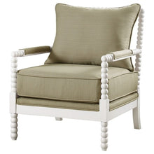 Load image into Gallery viewer, Accent Seating Accent Chair with Beaded Frame