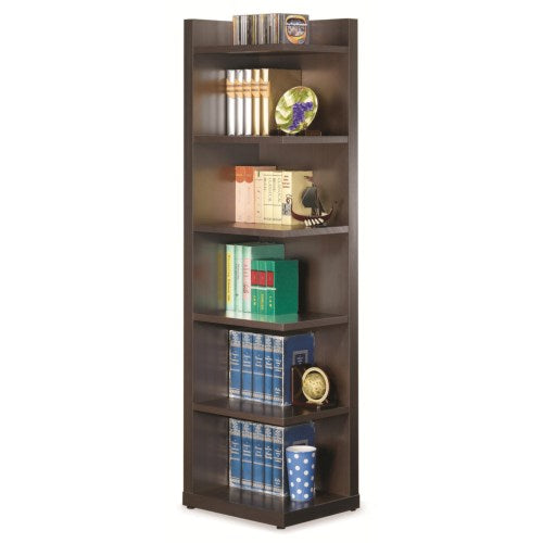 Bookcases Corner Bookcase with Open Side