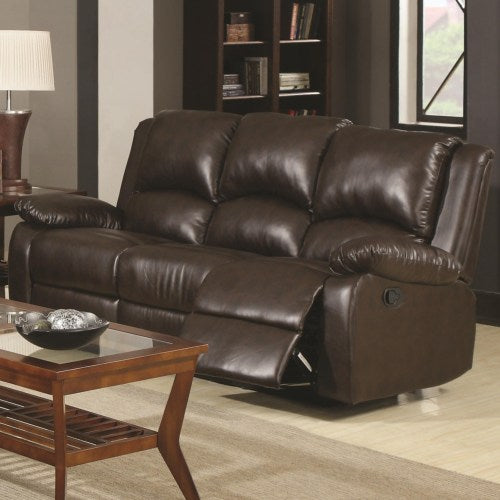 Boston Casual Three Seat Reclining Sofa