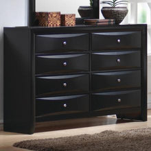 Load image into Gallery viewer, Briana 8 Drawer Dresser-COA