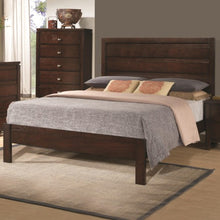 Load image into Gallery viewer, Cameron King Bed with Panel Headboard and Footboard