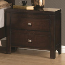 Load image into Gallery viewer, Cameron Night Stand with 2 Drawers