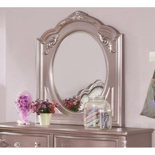 Caroline Framed Oval Mirror