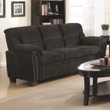 Load image into Gallery viewer, Clemintine by Coaster Casual Padded Sofa with Nail Heads