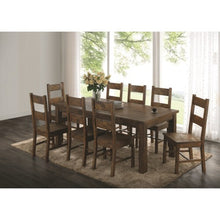 Load image into Gallery viewer, Coleman Rustic Table and Chair Set