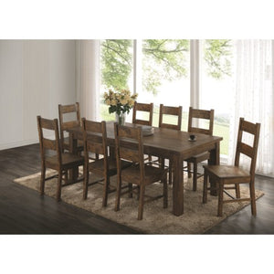 Coleman Rustic Table and Chair Set