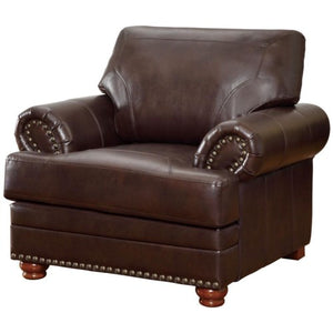 Colton Traditional Styled Living Room Chair with Comfortable Cushions