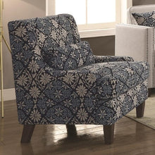 Load image into Gallery viewer, Coltrane by Coaster Transitional Chair with Nail Head Trim