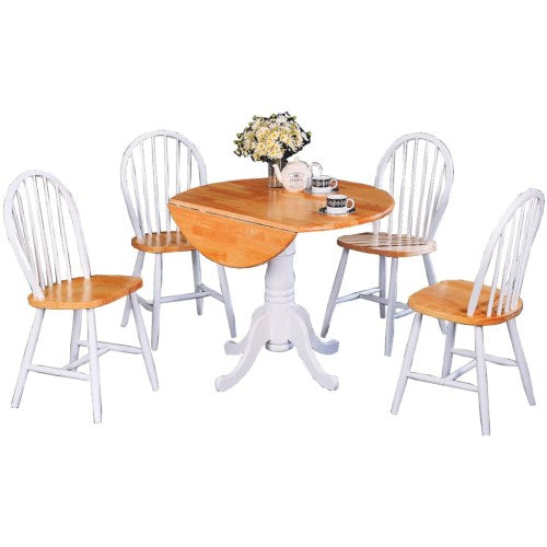 Damen 5 Piece Dining Set