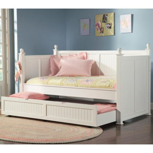 Daybeds by Coaster Classic Twin Daybed with Trundle