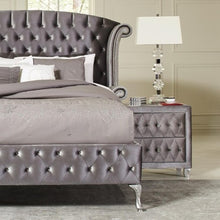 Load image into Gallery viewer, Upholstered Nightstand 205102