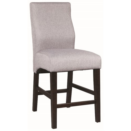 Dining Chairs and Bar Stools Upholstered Counter Height Stool