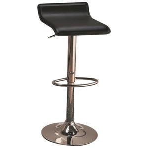 "Dining Chairs and Bar Stools 29"" Upholstered Bar Chair with Adjustable Height"