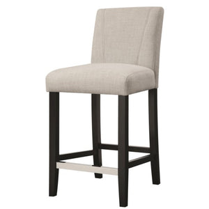 Dining Chairs and Bar Stools Upholstered Parson Dining Stool