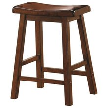 "Load image into Gallery viewer, Dining Chairs and Bar Stools 24"" Wooden Bar Stool"