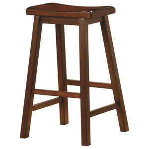 "Dining Chairs and Bar Stools 29"" Wooden Bar Stool"