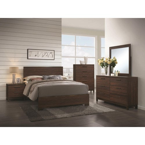 COASTER KING BEDROOM GROUP 204351KE