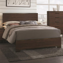 Load image into Gallery viewer, Edmonton California King Bed with Wood Headboard